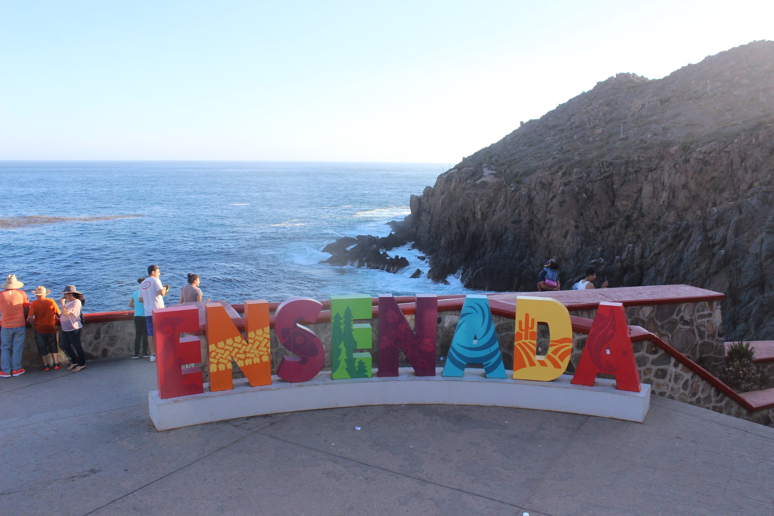 Pictures of ensenada mexico