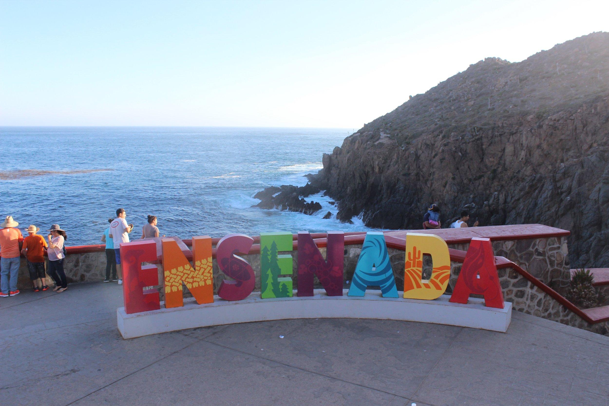 Pictures of ensenada mexico