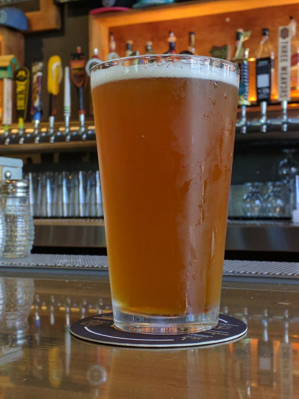 This is the San Diego Pale Ale .394 Photo credit:  AleSmith Brewing Company