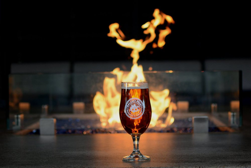 Beautiful photo of the Habanero Sculpin. Photo credit:  Ballast Point Brewing Company