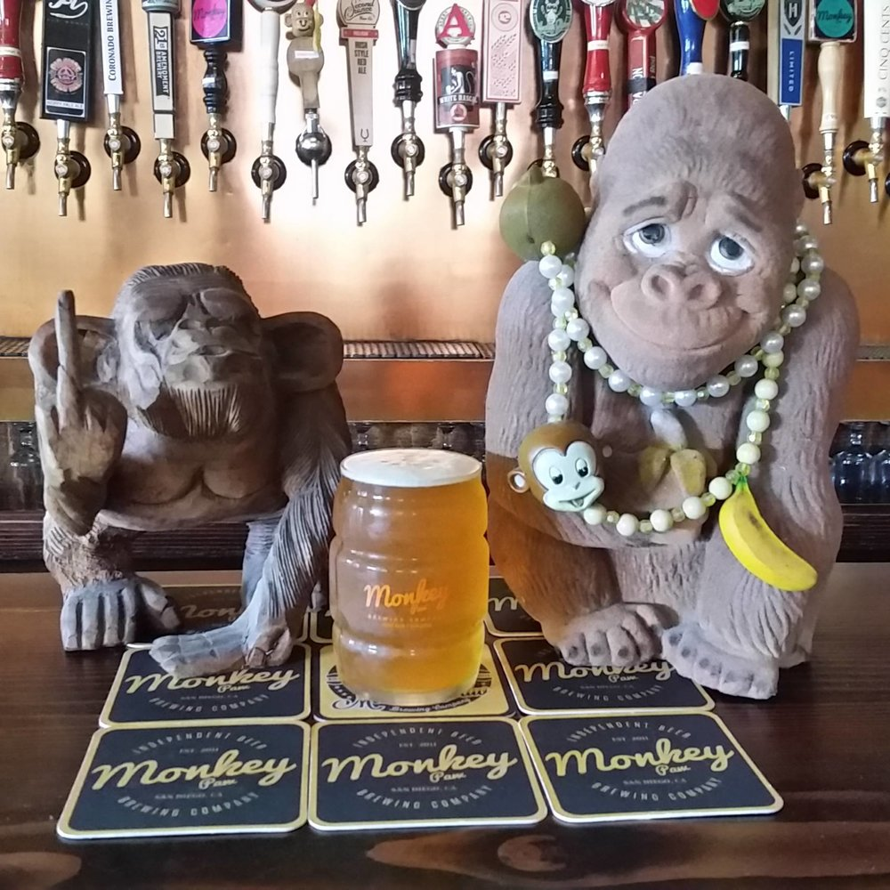 Photo credit:  Monkey Paw Pub & Brewery