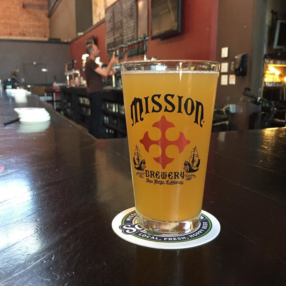 Mission Brewery Beer and Bar. Photo credit:  Mission Brewery