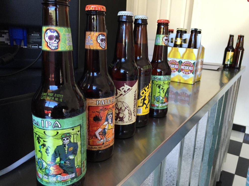 Tijuana Craft Beers