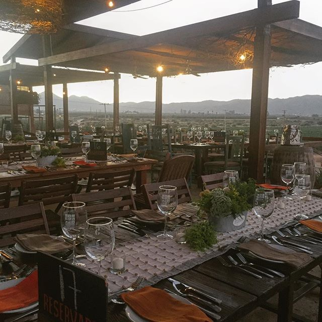 Finca Altozano Venue. Photo credit:  Finca Altozano on Instagram