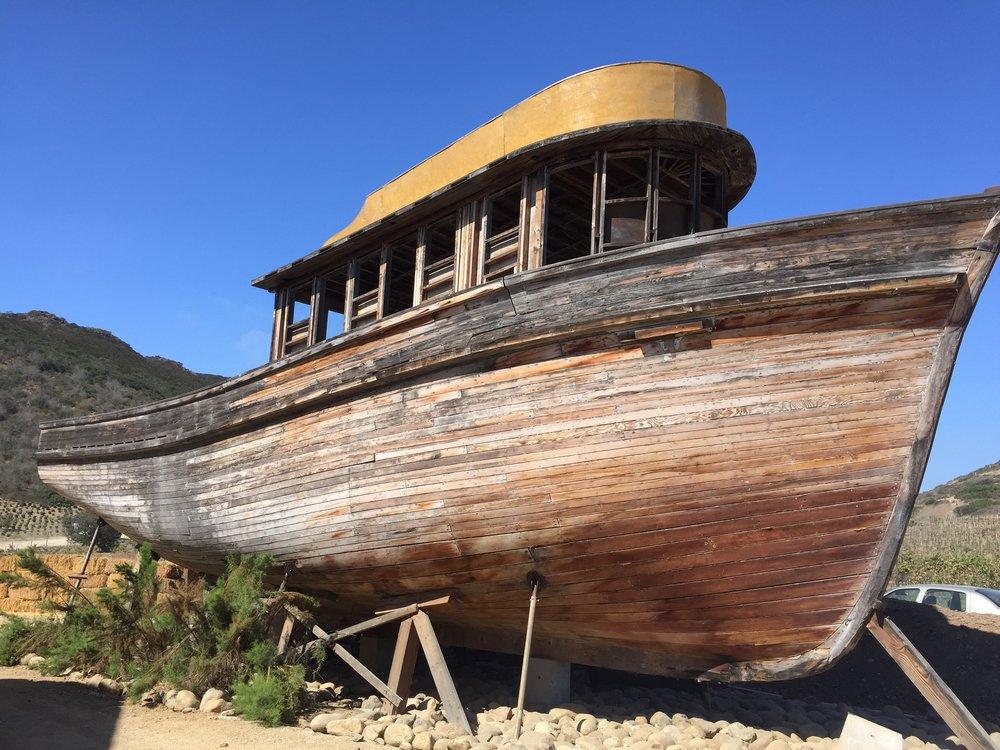 """Raíz de Mer"" (Sea Root) Vessel"