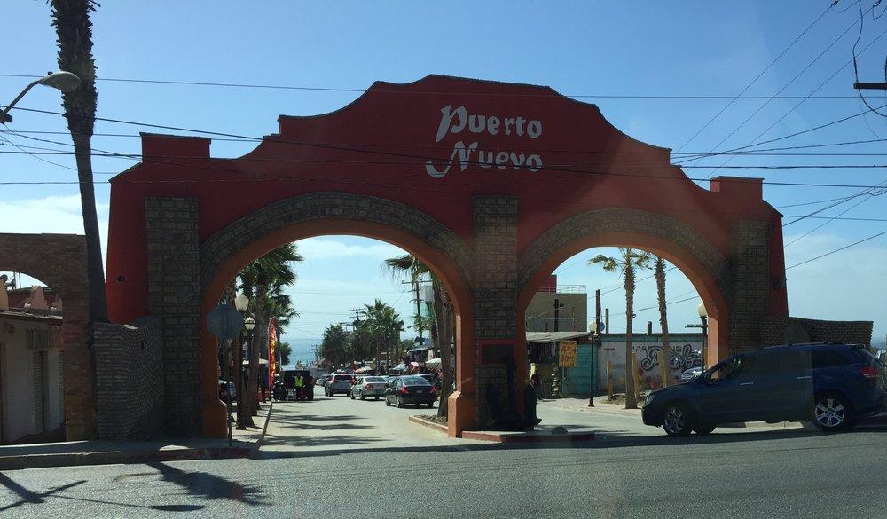 Welcome to Puerto Nuevo!