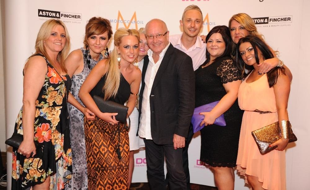 Trevor Sorbie & Winners SHABA 2013