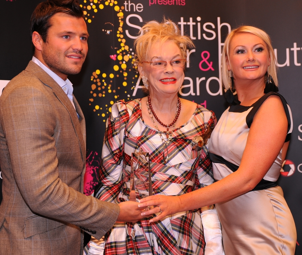 Scottish Hair & Beauty Awards 2015