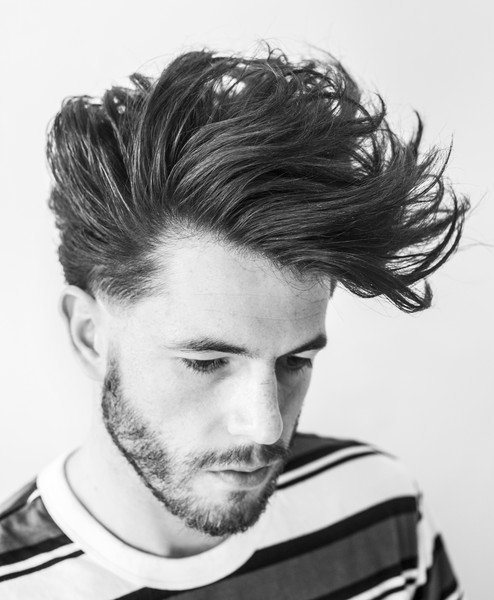Grant Carr (Mr Blonde) Entry - Judged Best in Class for Male Barber 2017
