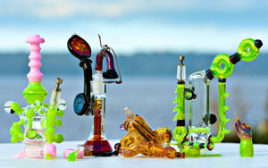 Dab Rig Exposition