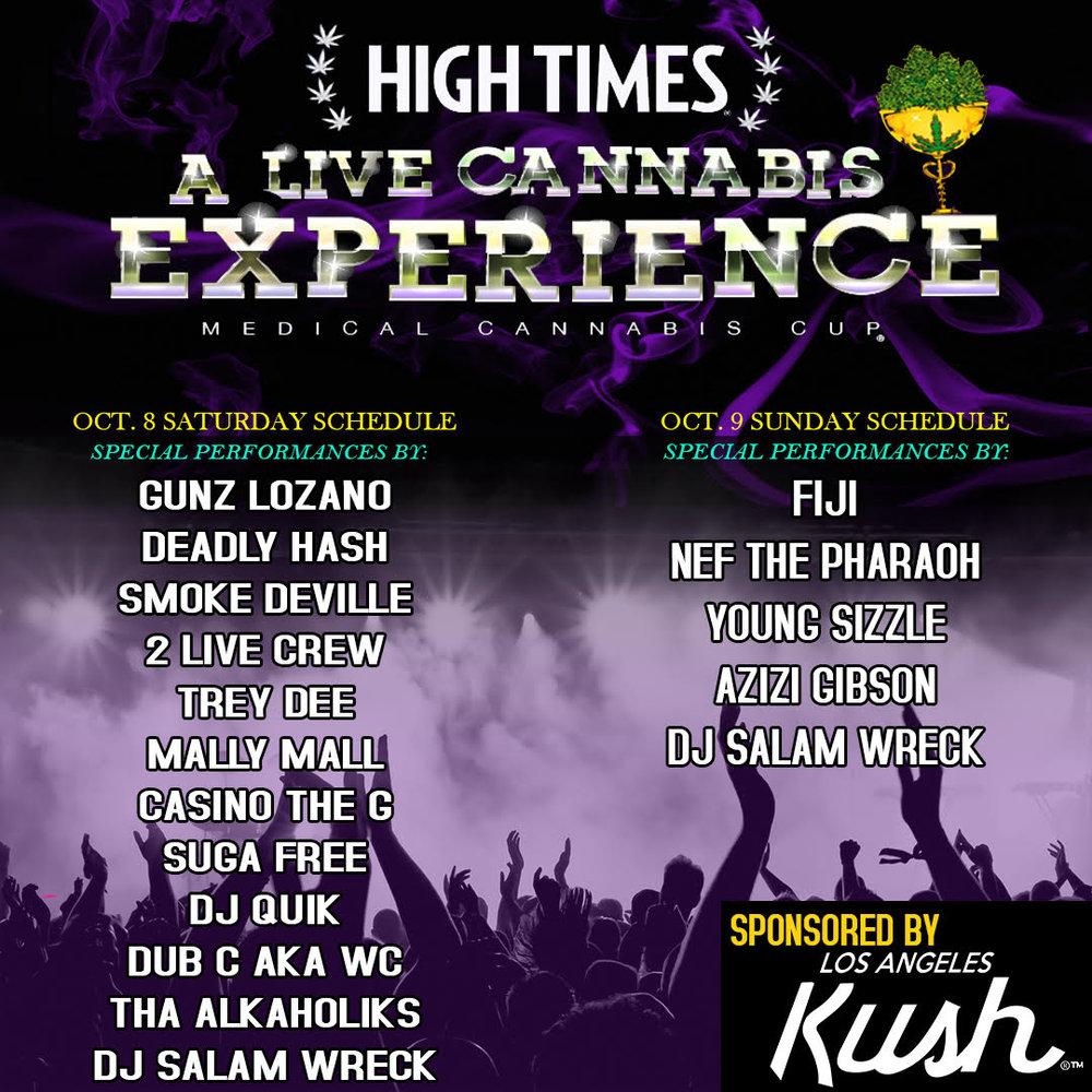 La Kush Performers