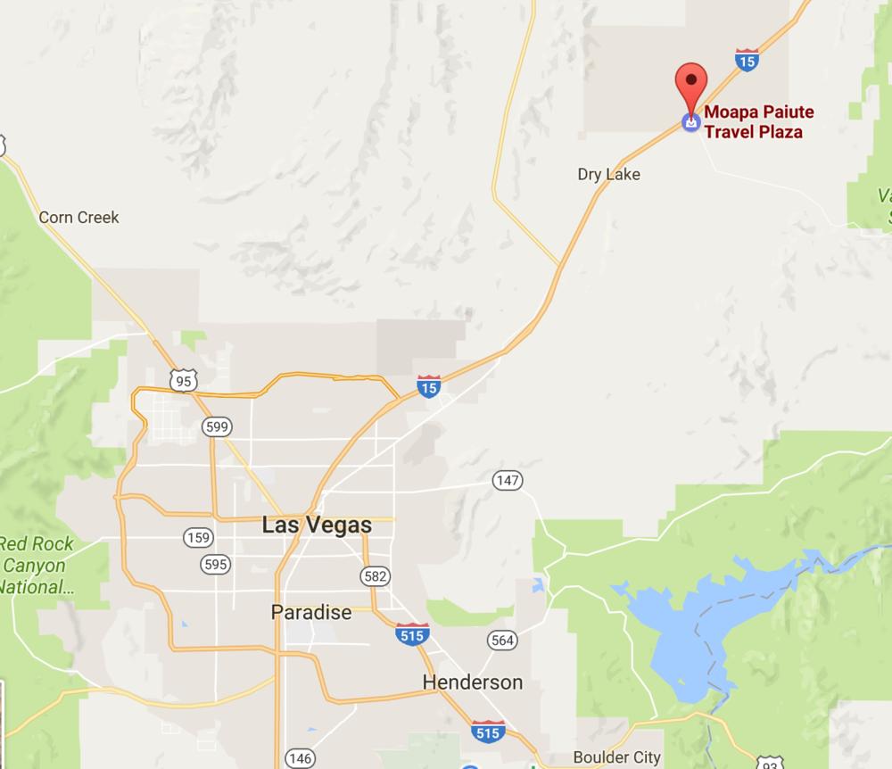 Las Vegas March Cannabis Cup - Las vegas us map
