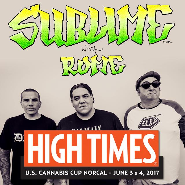 High Times Cannabis Cup Norcal