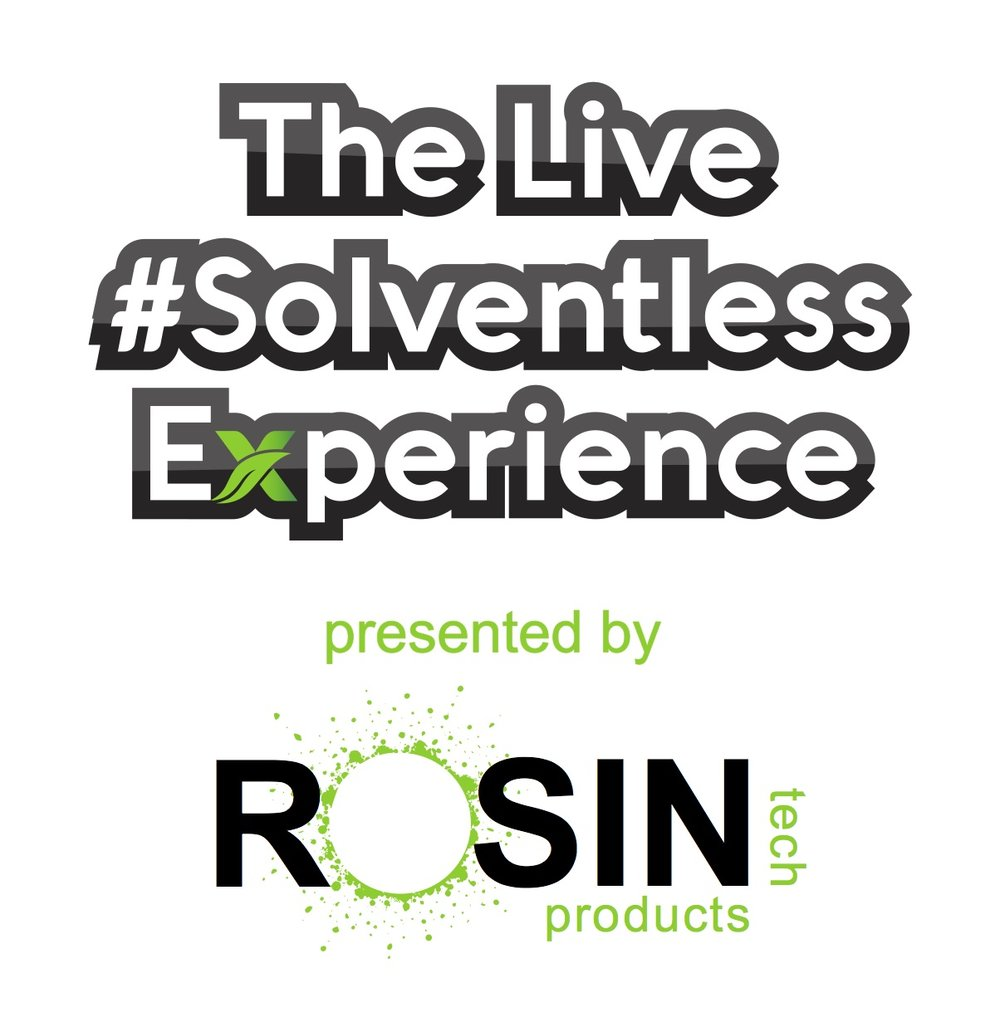 The Live Solventless Experience LOGO presented by Rosin Tech Products LOGO.jpg