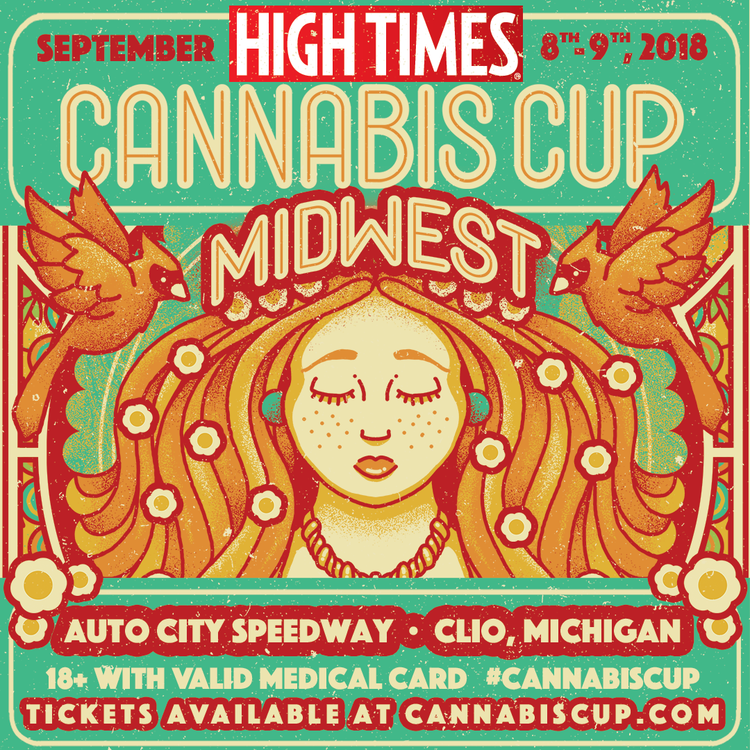 Midwest Cannabis cup 2018