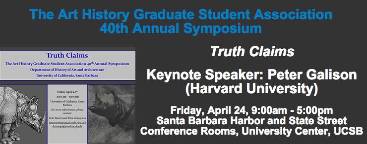 UCSB symposium