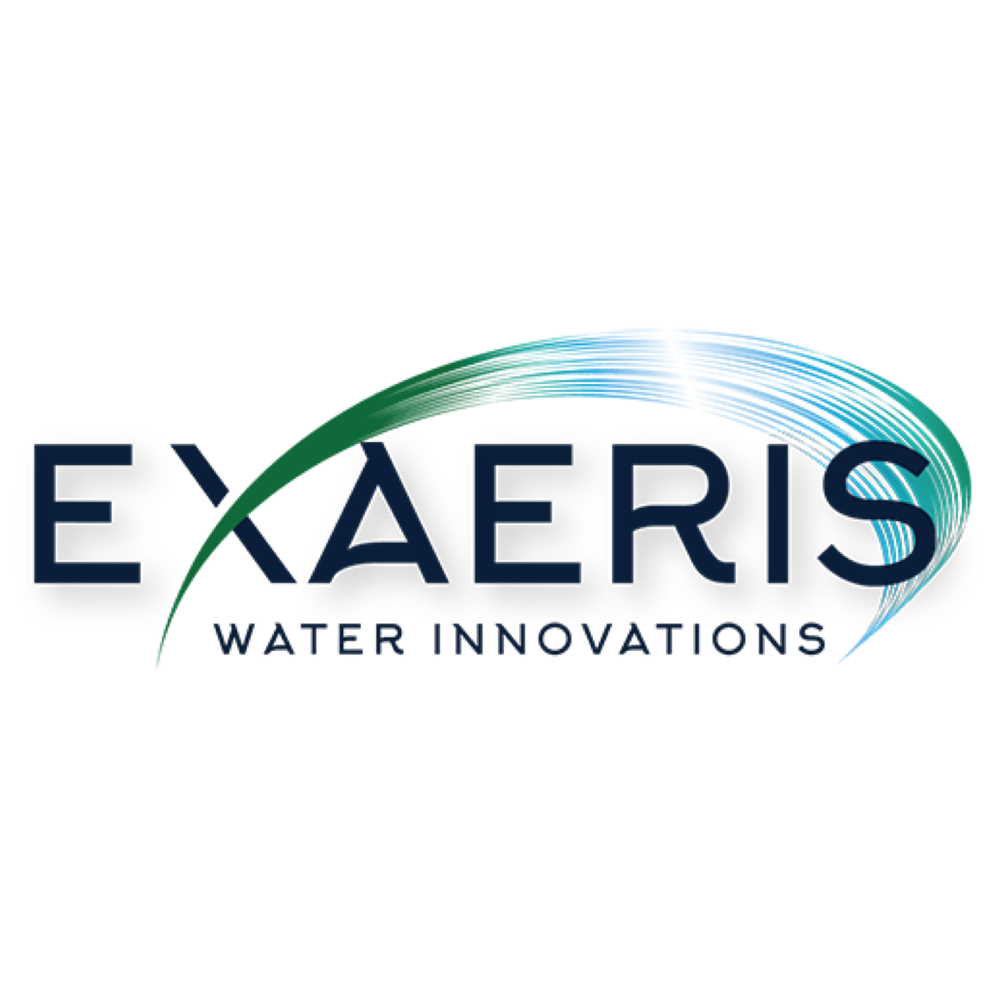 Exaeris Water Innovations    The Exaeris mission is to eliminate water scarcity by changing the way the world gets water.  By using a patent-pending technology, we can extract water from the humidity that's already present in the air all around us and direct it toward any application where water is in limited supply.