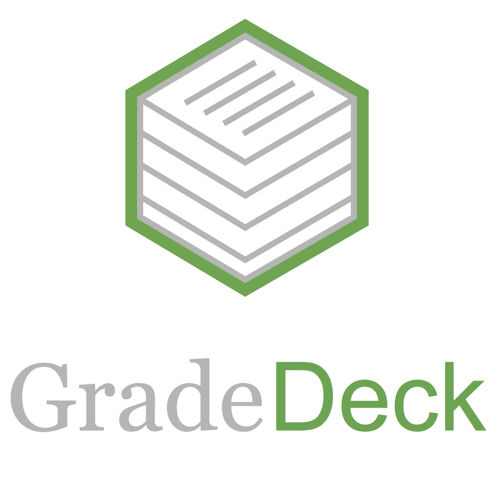 GradeDeck   GradeDeck aims to build content creation and administration tools for teachers to efficiently conduct classroom activities. Our first product is the GradeDeck ExamSuite, a product that includes tools to automate the examination process, saving time and improving feedback.