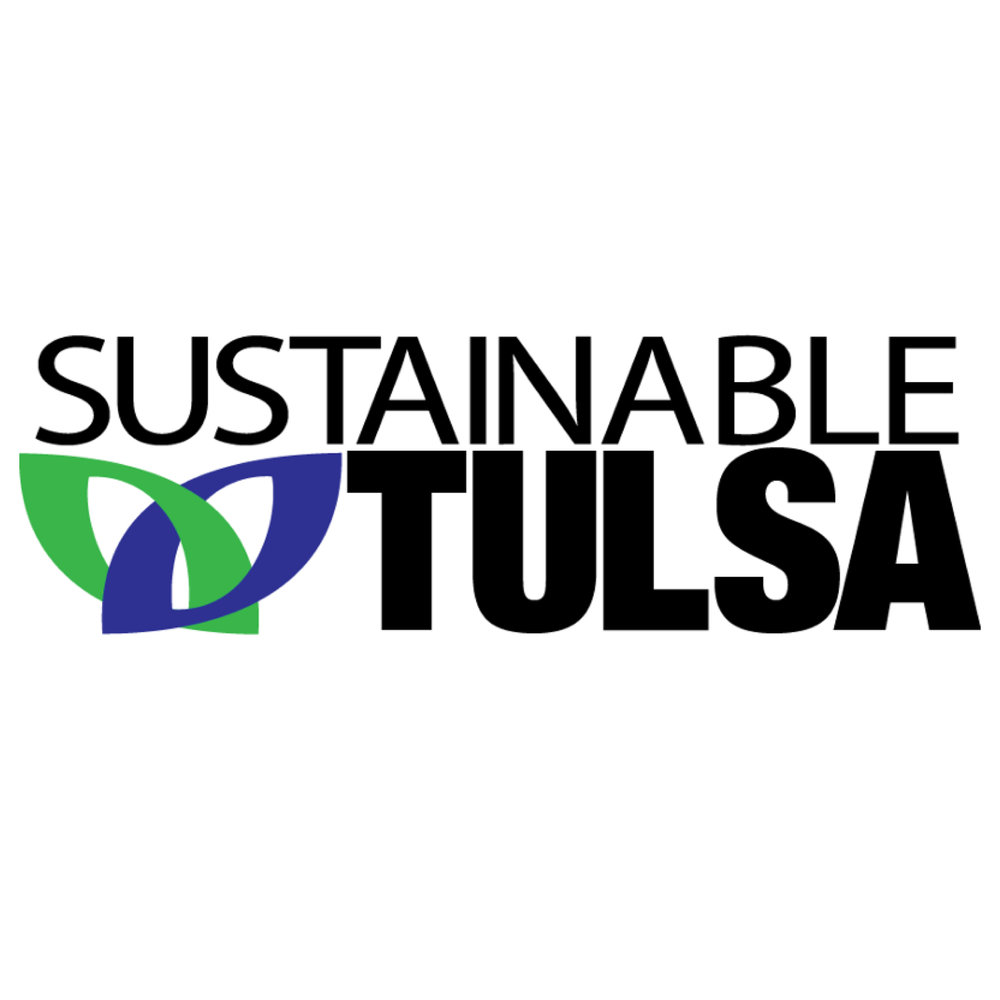 Sustainable Tulsa   The mission of Sustainable Tulsa is to lead Tulsa area businesses and individuals through a new era of sustainability. Sustainable Tulsa has served thousands over the years through education toward action on supporting a triple bottom line: a thriving society, responsible economic growth, and environmental stewardship.