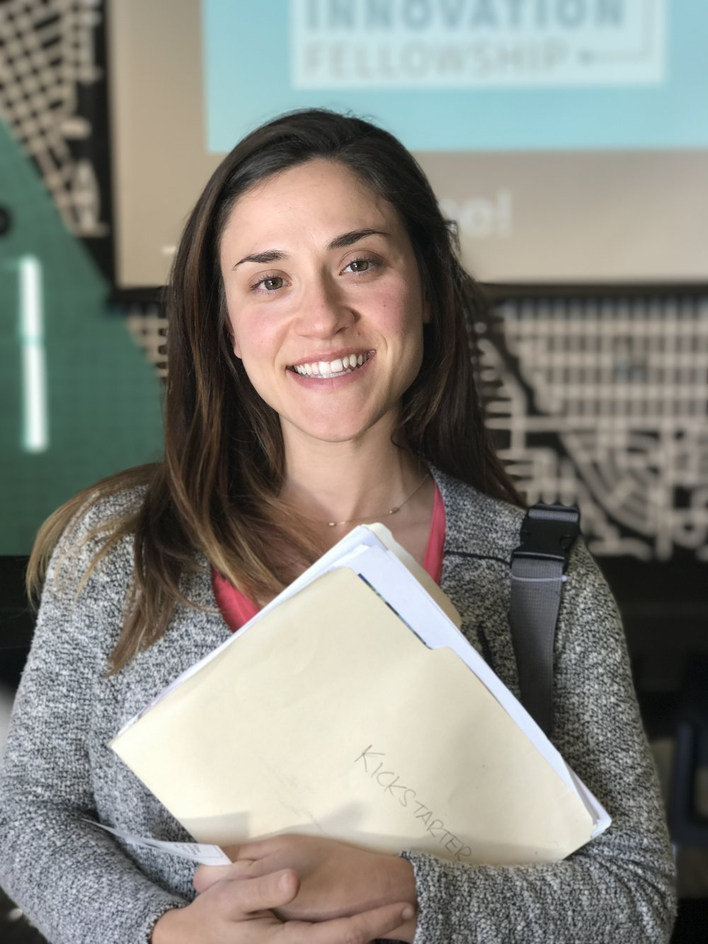 "Danielle Terrio, Hamilton Elementary ""I am... working to rethink expeditionary learning opportunities at Hamilton. Change is in the works, but the more thinkers, partners, the better."""