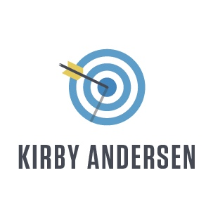 Kirby Andersen   Kirby Andersen is dedicated to helping others live better, love more, and leave a legacy. Services include life coaching for men, strategic growth planning for churches, and resources for families.