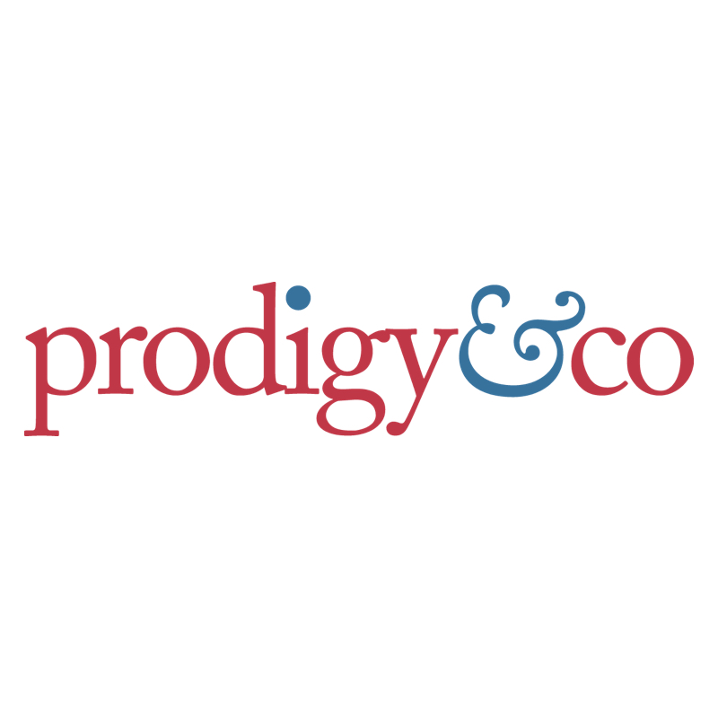 Prodigy & Co   Prodigy & Co is dedicated to helping impact-driven organizations build the strategy behind the mission. We create scalable business plans, provide implementation coaching, and teach fundamental business workshops.