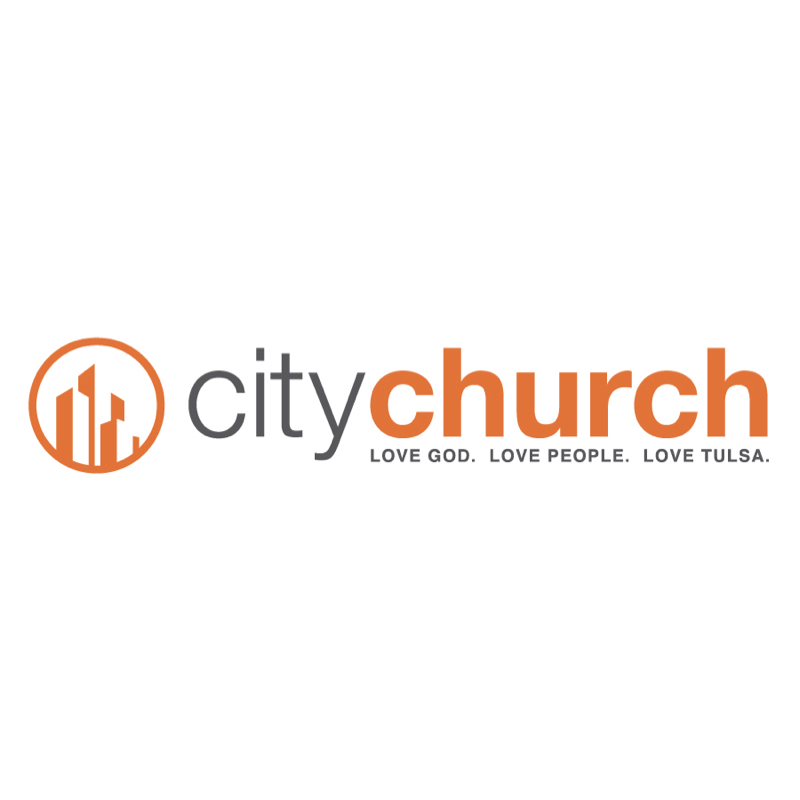 City Church   City Church is a local church on a mission to see Tulsa transformed by the gospel of Jesus Christ. We aim to see people discover Jesus, build deep community and serve our city.