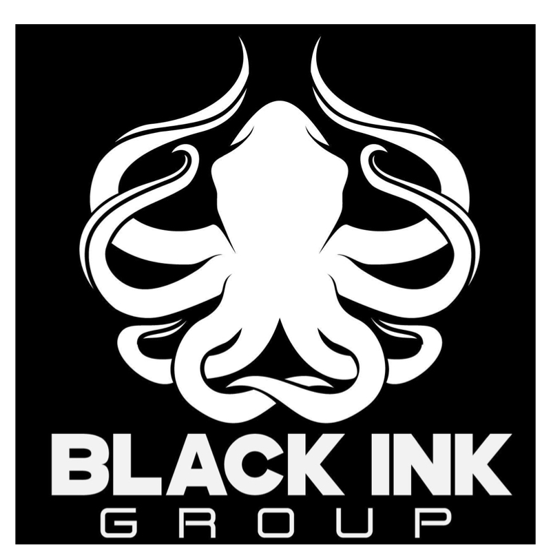 Black Ink Group   Black Ink Group is a specialized digital agency focused on taking advantage of the tools, platforms and data of today and tomorrow to develop best-in-class marketing solutions. They partner with clients to gain strategic attention, engagement and true interaction through the use of world-class storytelling, modern video production, media distribution and influencer marketing.