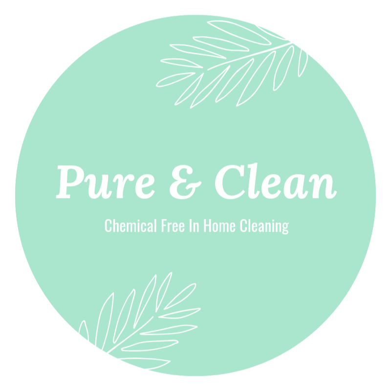 Pure & Clean   Pure & Clean helps busy families maintain a safe, clean and chemical-free home by providing private in-home cleaning services.