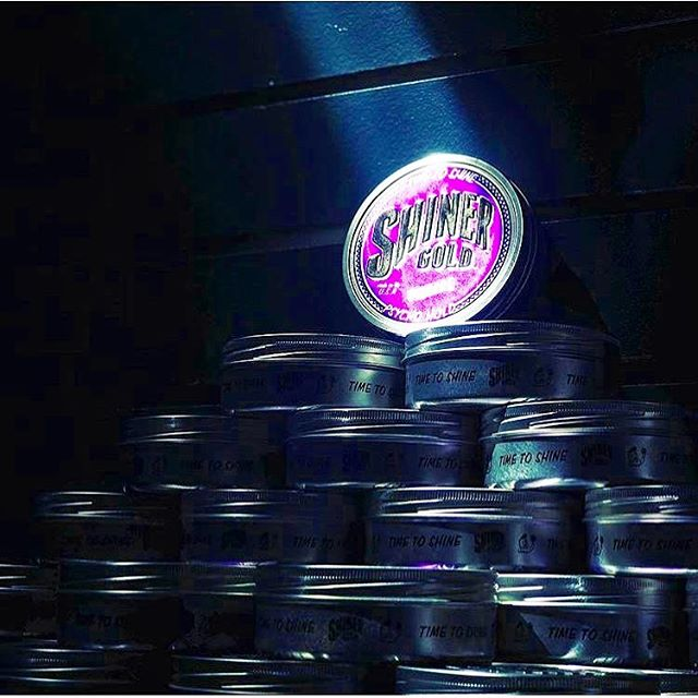 @shinergoldpomade is back in Stock!