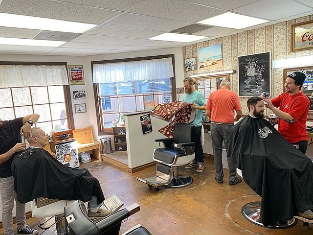 Count down has begun!! Christmas is coming soon! Choose 1927 barbershop for all your holiday cuts!! Spots at filling up quick!  We will be closed December 23rd-26th for Christmas