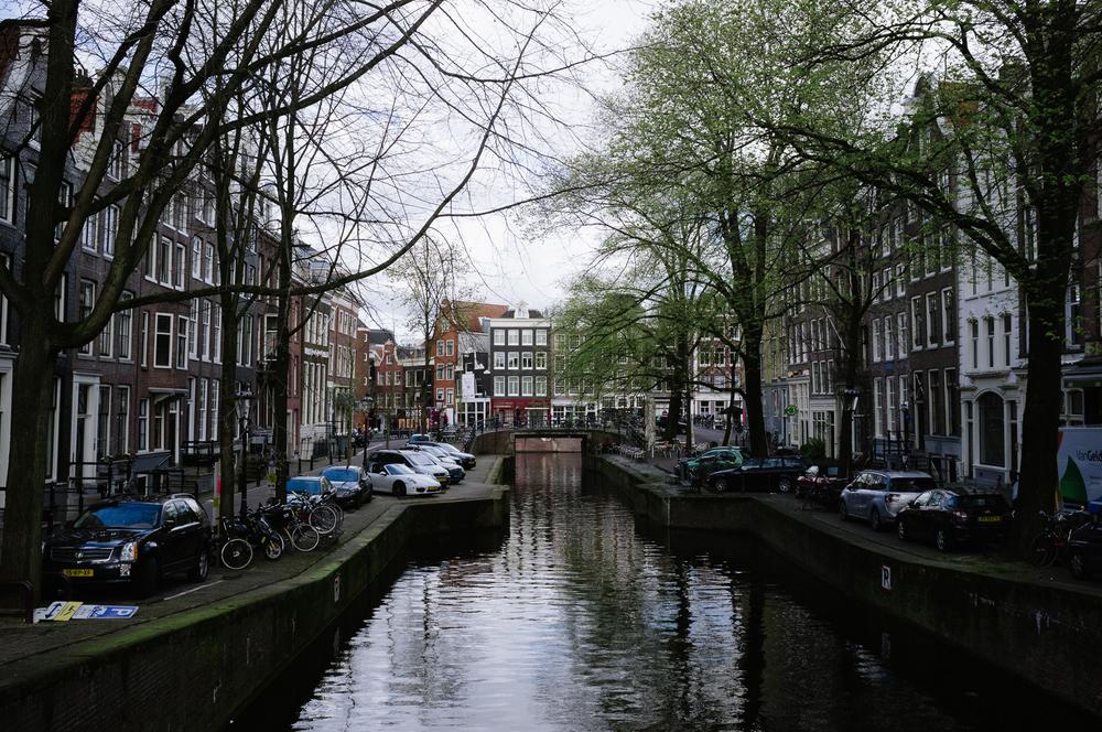 Amsterdam / Canal / Fuji X100