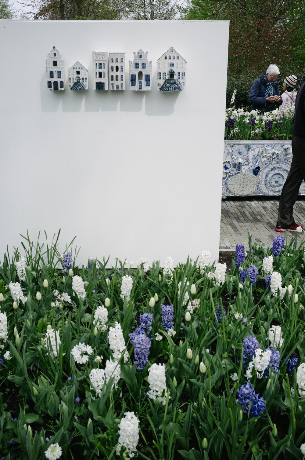Keukenhof Gardens / Delft Garden / Fuji X100