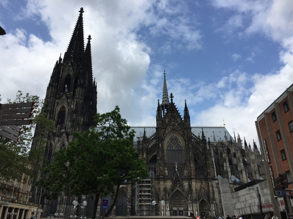 Cologne Cathedral | Germany | iPhone 6