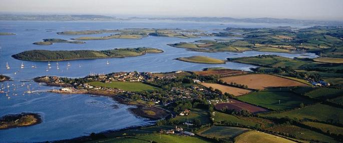 Strangford Lough - Site Setting.