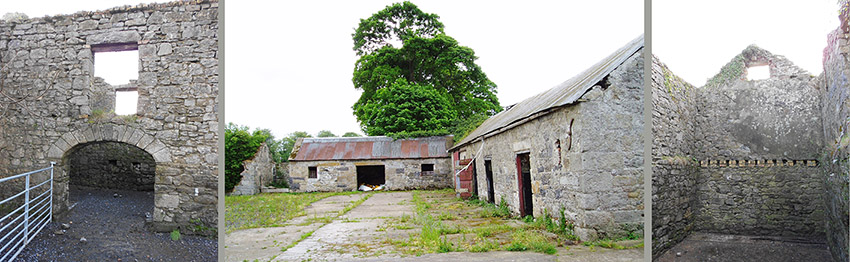 Some of the old farm buildings I have worked on - Check the links below.