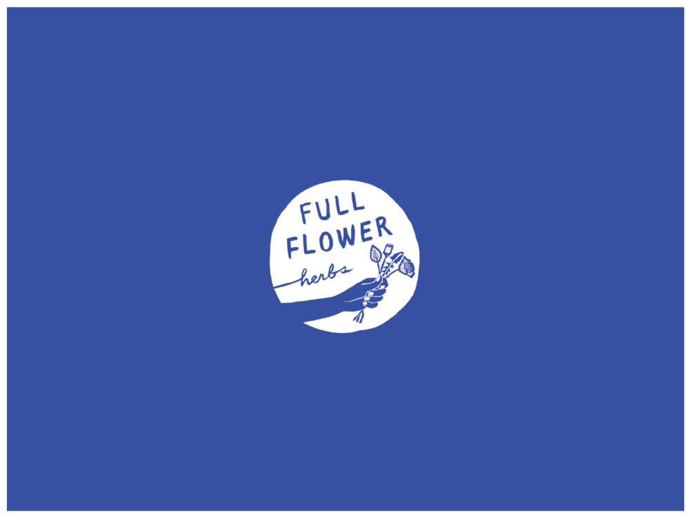 Logo for Full Flower Herbs