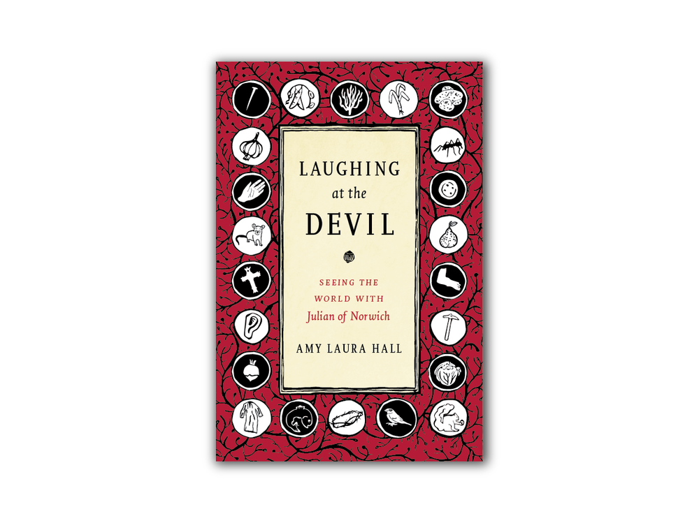 Illustration + Concept Design for  Laughing at the Devil  [Duke Press]