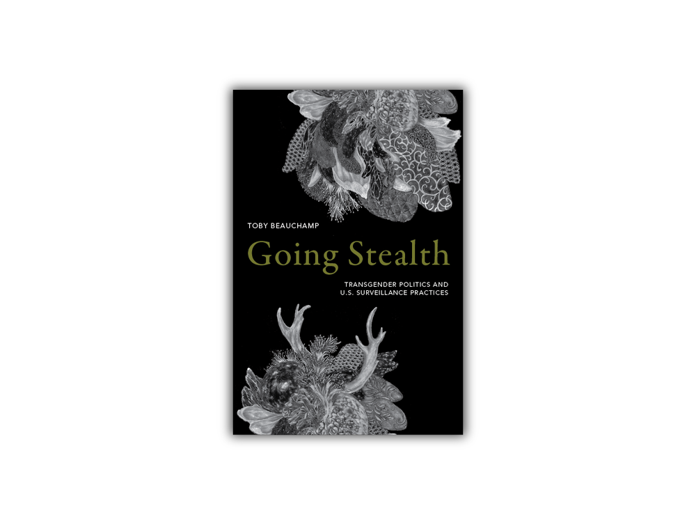 Cover Design for  Going Stealth  [Duke Press]