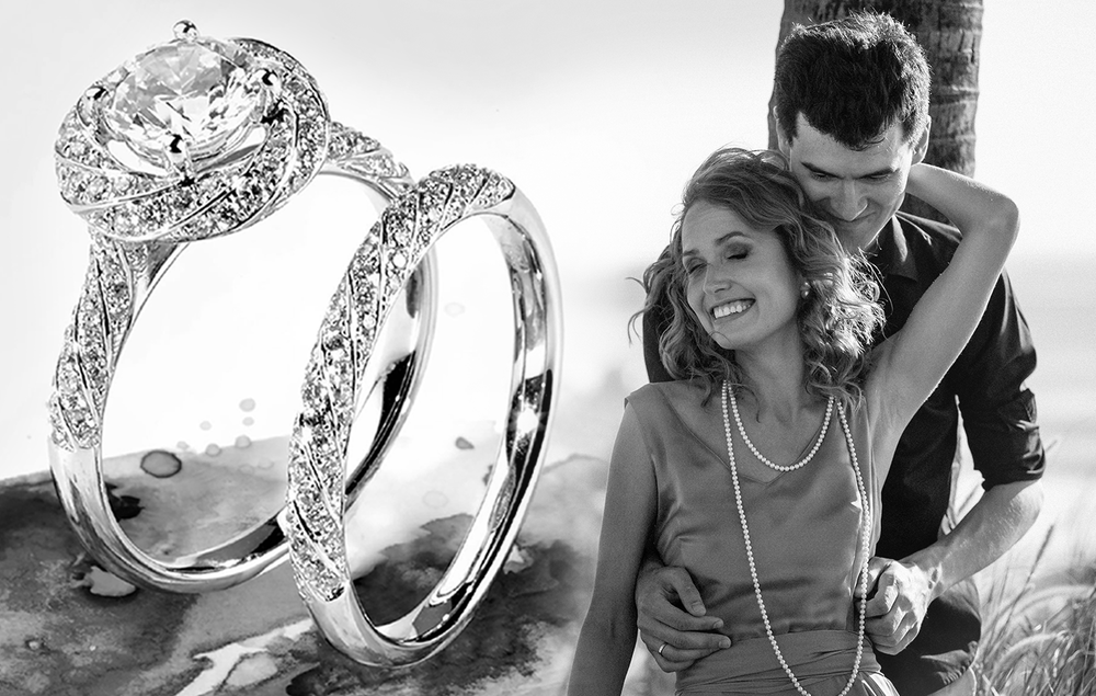 GET INSPIRED... BROWSE A WIDE VARIETY OF STYLES, DIAMOND ARRANGEMENTS & SETTING OPTIONS IN PETRA's engagement ring portfolio.