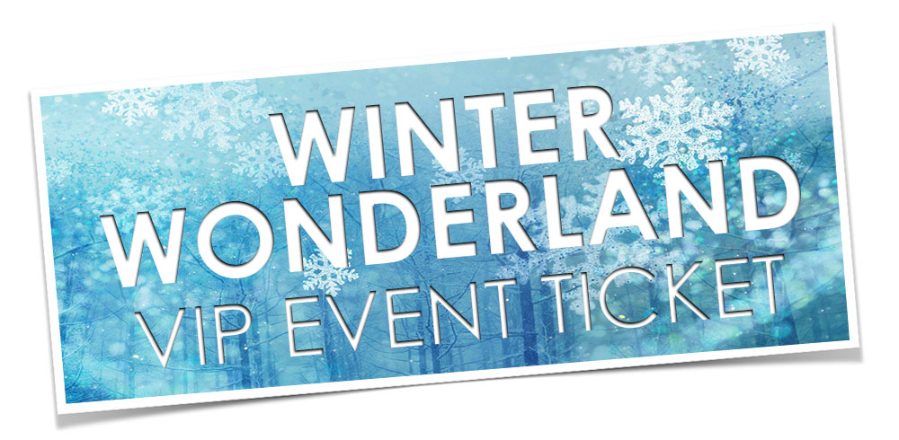 Winter Wonderland ticket