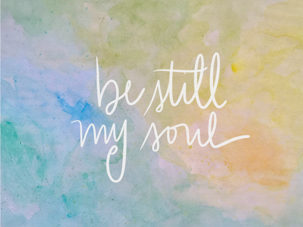 Be Still My Soul Ferial Shmerial