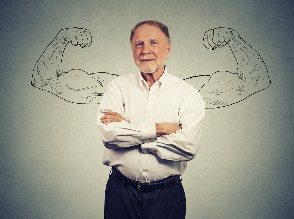 YOU CAN BE STRONG AND HEALTHY NO MATTER WHAT YOUR AGE, SHAPE OR SIZE. - We're here to help you become the best you can be.