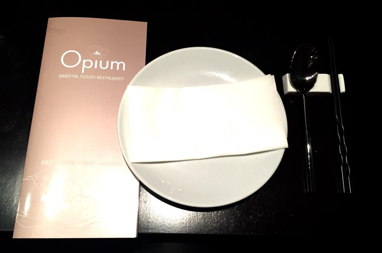 Opium Sunday Dinner @ Opium- Oriental Fusion Restaurant in Glasgow //SHE