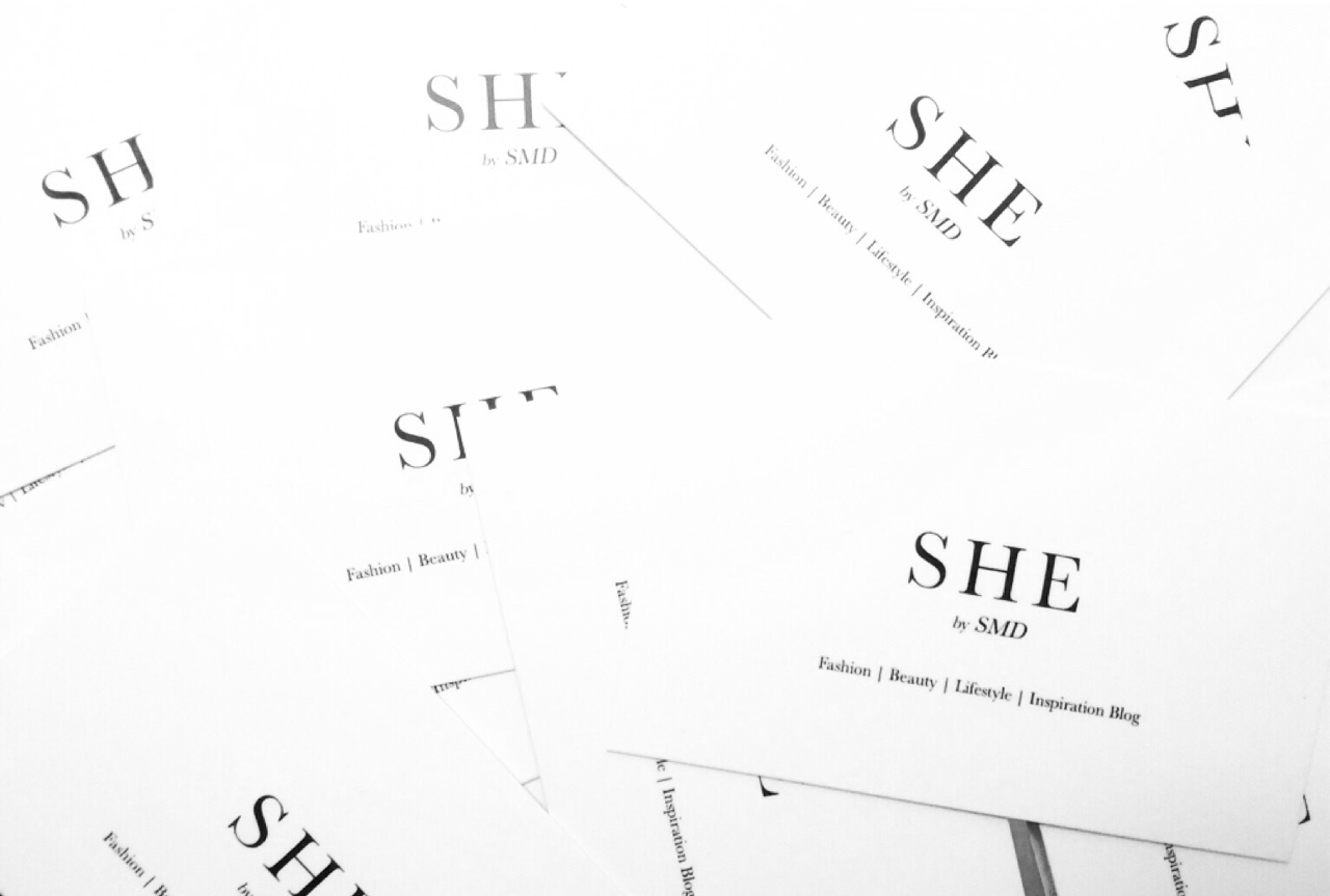 Blog Cards New SHE by SMD Cards- Simplistic & Classy. //SHE