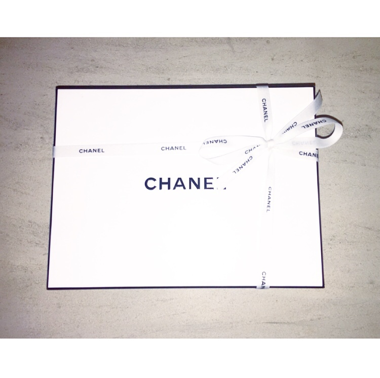 Chanel Cutest #Chanel Gift- Love the Ribbon! //SHE