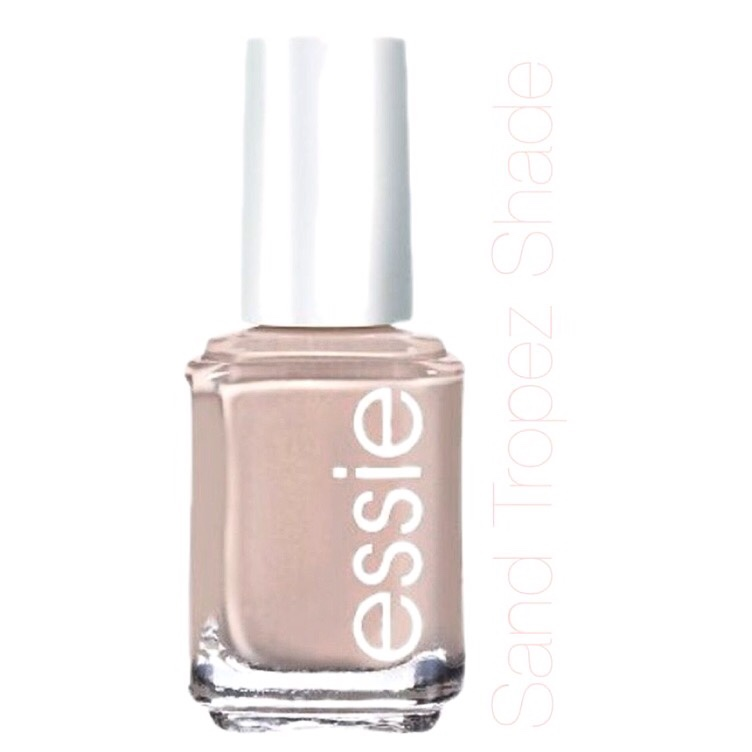Neutral Nails Love my new essie 'Sand Tropez' shade- Perfect for any outfit! Purchased on Amazon or in stores like target. (Created on polyvore) Check out my Instgram- @s.h.ebysmd & my Polyvore- shebysmd //SHE