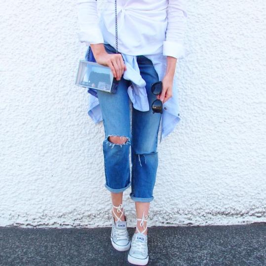 Summer essentials- Shirts, denims & shades.