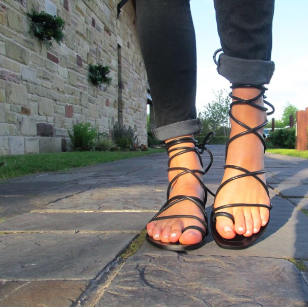 H&M Gladiator Sandals