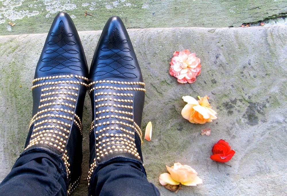 New Anine Bing Charlie Boots...My babies!